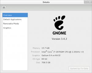 Debian 7 Info